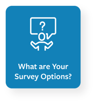 Survey Options Button